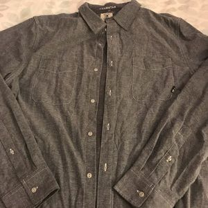 Four star button up long sleeve - size XL